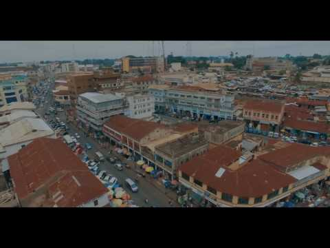 Aerial Photography - Kumasi 4k Drone Intro Preview