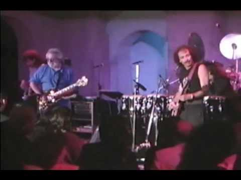 Carlos Santana & Jerry Garcia (Get Uppa) - Aug. 2nd 1989 - Biltmore Bowl (Los Angeles) pt1 of 2