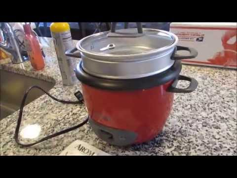 ::-product-review:-aroma-rice-cooker-+-food-steamer-::