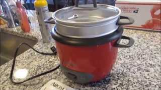 :: Product Review: Aroma Rice Cooker + Food Steamer  :: Thumbnail