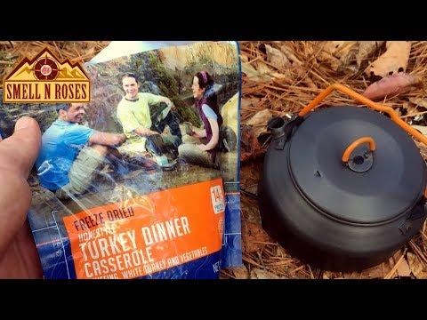 Mountain House Turkey Dinner Casserole Taste Test