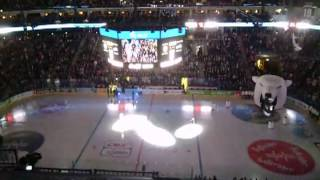 Eisbaeren Berlin - Hamburg Freezers -  Hey, wir wollen die Eisbären sehen