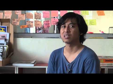 Wawancara dengan C2O Library & Collective - Surabaya - 2013