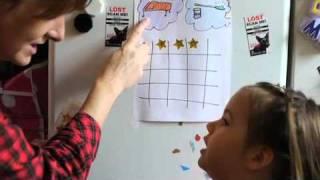 Dinahs reward chart