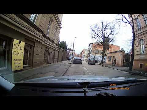 Pijany kierowca wsiadl i pojechal Bydgoszcz