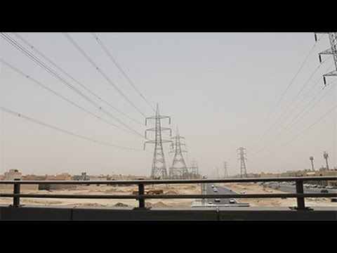 Renewable energy projects in Saudi Arabia
