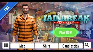 Jailbreak Hidden Object Game – Prison Escape Search and Find Game Free for Android