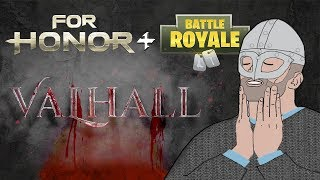 ValHall, War of the Neckbeards (A Medieval and Viking themed Battle Royale)