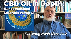 CBD Oil In Depth: Nanoemulsified Colorado Hemp Oil from Quicksilver Scientific