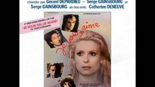 Serge Gainsbourg - Je Vous Salue Marie