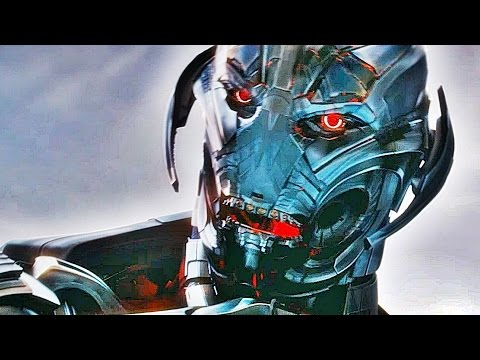 THE AVENGERS 2: AGE OF ULTRON | Trailer deutsch german [HD]