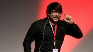 TEDxBerlin - Conrad Fritzsch -