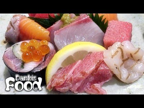 스시쇼부 오마카세 코스 시식기, 은평구 맛집 생선회 스시 초밥 튀김 세트