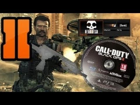 Black Ops 2: Platinum Camo - Emblem Editor + More! - BO2 Multiplayer Gameplay Information