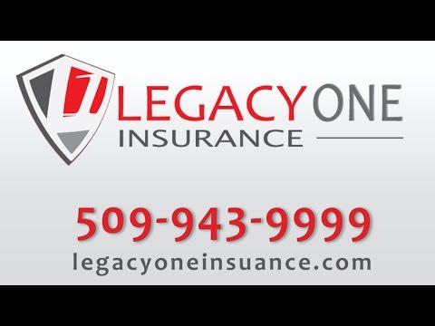 Best Insurance Agency | Tri-Cities, WA | Legacy One Insurance Richland,WA