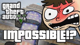 GTA V: IMPOSSIBLE RACE!? (GTA 5 Next Gen Funny Moments)