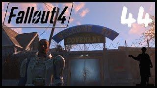 Fallout 4 44 - Альянс, Тёплый Приём