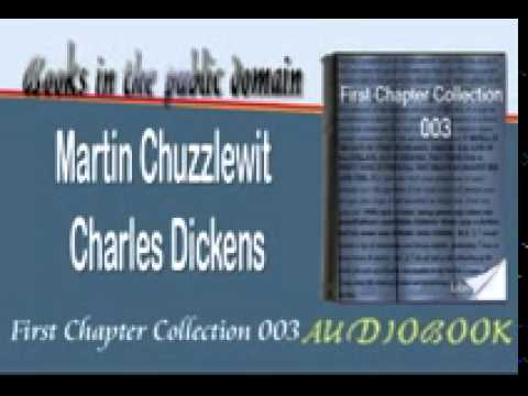 Martin Chuzzlewit Charles Dickens Audiobook First Chapternew