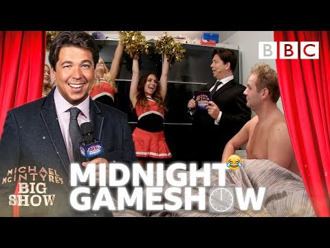 Midnight Gameshow: Lee - Michael McIntyre's Big Show: Episode 3 - BBC One