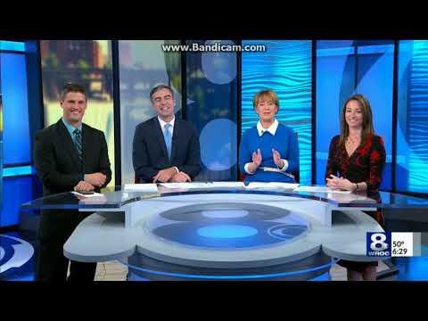 WROC: News 8 At 6pm Close--2017
