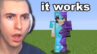 Testing VIRAL Minecraft Cheats to see if they work
