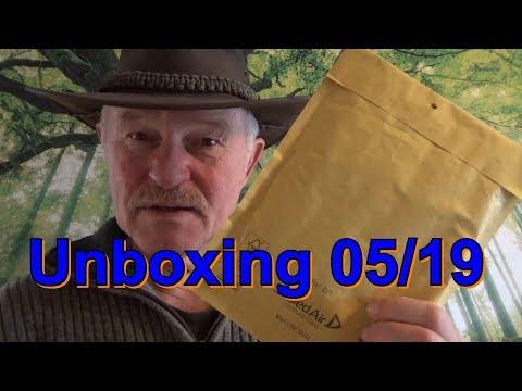 Unboxing 05/19