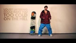 видео Куртки сноубордические мужские