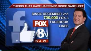 Gabe Returns to FOX 8