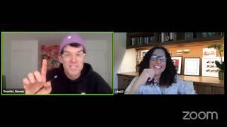 Julia Louis-Dreyfus & Tim Simons Discuss VEEP Season 1 Finale For Direct Relief Fundraising #withme