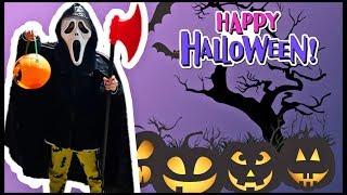 Хеллоуин в Корее/ KOREA VLOG/ 할로윈/한,러 다문화 가족/