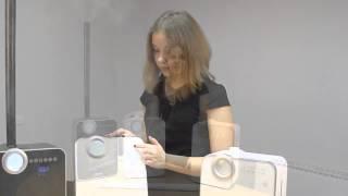 видео Увлажнитель воздуха: польза, как выбрать модель, вреден ли ультразвуковой
