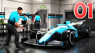 F1 2020 My Team Career - Part 1 - The Beginning of Cooper Motors