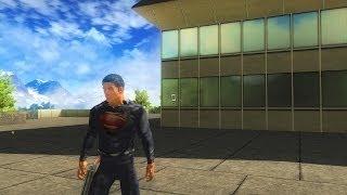 Just Cause 2 Gameplay + Superman Mod + Surround 5760x1080p