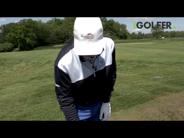Quick Tip with Niall Kearney  - Chipping with a neutral shaft