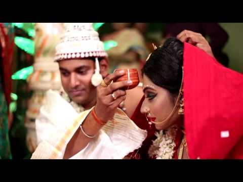 Bengali Cinematic Wedding  |::| Mousam Weds Riya |::| Sindoor Daan Part