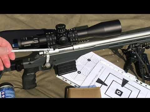 Мой Remington 700 VSF .308 Win