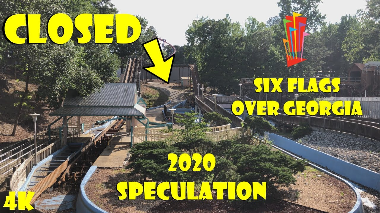 Six Flags New Rides 2020 Six Flags Over Georgia 2020 Speculation / General Update 5.31.19