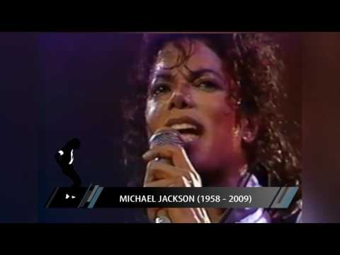 Michael Jackson Biyografisi
