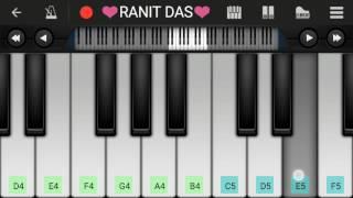 BOLTE CHEYE MONE HOY, PIANO TUTORIAL,RANIT DAS,IMRAN, album song BOLTE BOLTE CHOLTE CHOLTE