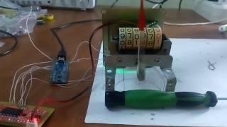 Электронный спидометр для ГАЗ 21