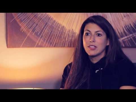 Hala Fadel of MIT Enterprise Forum Visits TURN8 Startup Teams at The Cribb