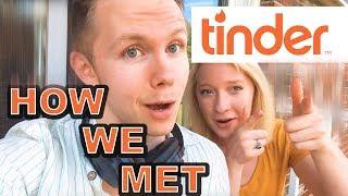 We Met On Tinder! Long Distance Relationship