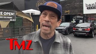Danny Trejo Says Ex-Cons Should Be Able to Vote, Rips Trump's Prison Reform | TMZ