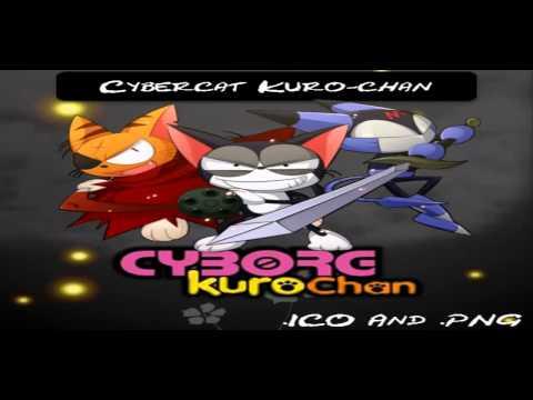 Ciborg Kuro Chan Opening Instrumental(Karaoke)