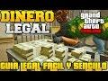 GTA V ONLINE DINERO LEGAL FACIL Y SENCILLO GUIA DE DINERO LEGAL PARA GTA 5 ONLINE