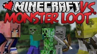 Monster Loot | Minecraft VS. Ep 4 thumbnail
