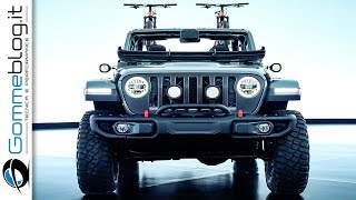 2020 JEEP GLADIATOR | TUNING by Mopar