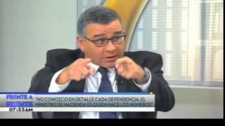 Mauricio Funes aclarando y desmitiendo a Norman Quijano │03.10.2013