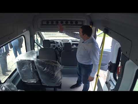 Автобус FORD TRANSIT BUS 17+1 на базе Ford Transit