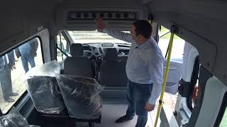 FORD TRANSIT BUS 171   Ford Transit